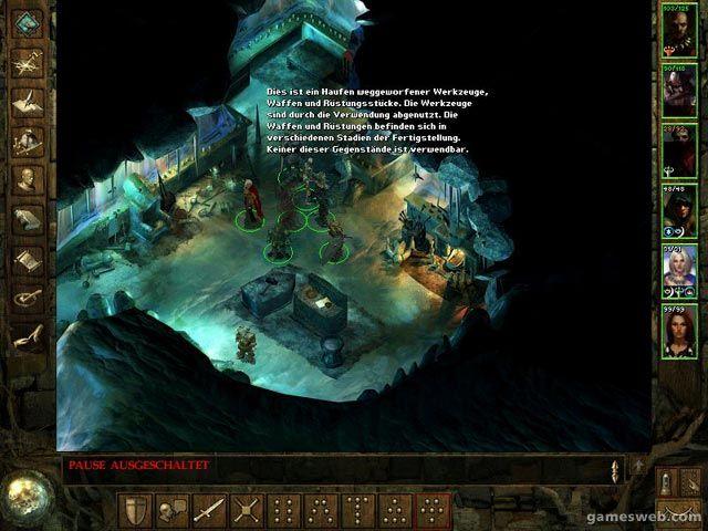 Icewind Dale: Herz des Winters - Screenshots - Bild 4