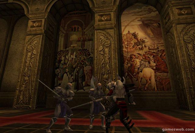 Legacy of Kain: Blood Omen 2  Archiv - Screenshots - Bild 3