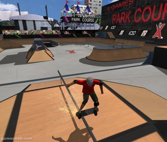 ESPN X Games Skateboarding  Archiv - Screenshots - Bild 11