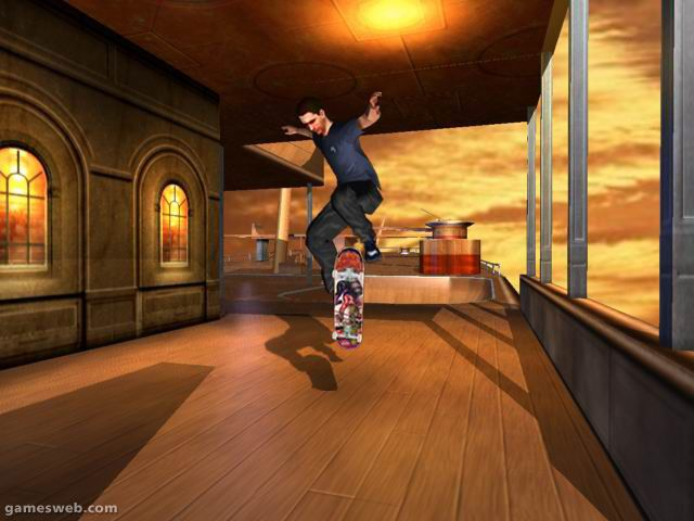ESPN X Games Skateboarding  Archiv - Screenshots - Bild 6