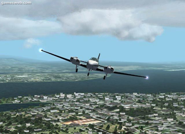 Flight Simulator 2002  Archiv - Screenshots - Bild 14
