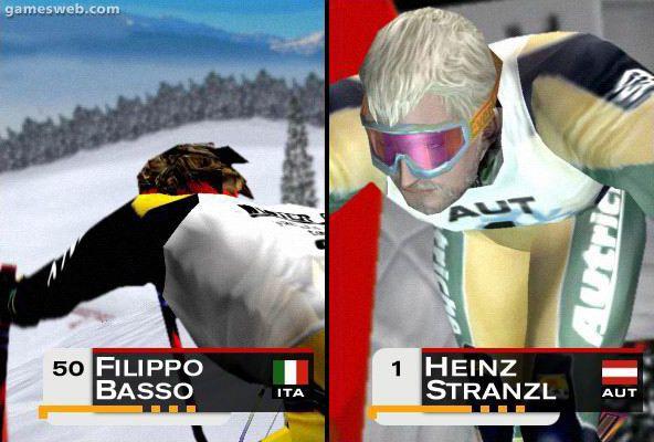 ESPN International Winter Games  Archiv - Screenshots - Bild 4