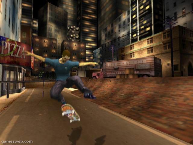 ESPN X Games Skateboarding  Archiv - Screenshots - Bild 7