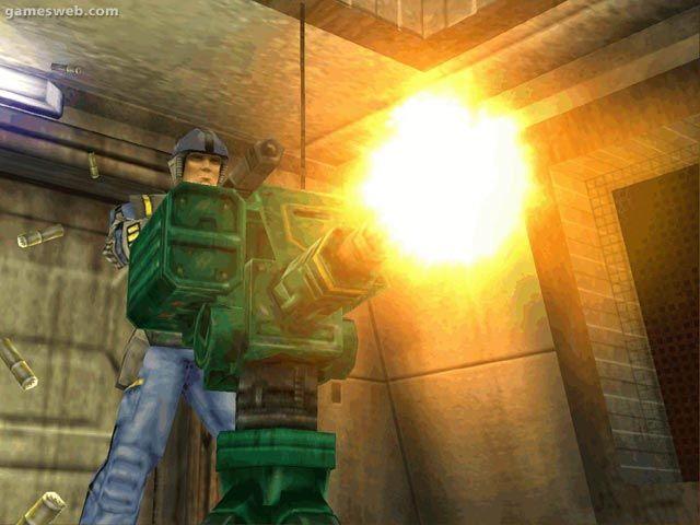 Red Faction  Archiv - Screenshots - Bild 4