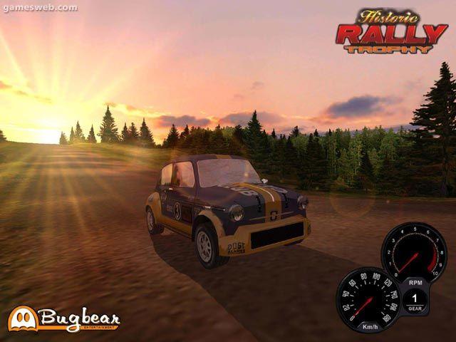 Rally Trophy  Archiv - Screenshots - Bild 2