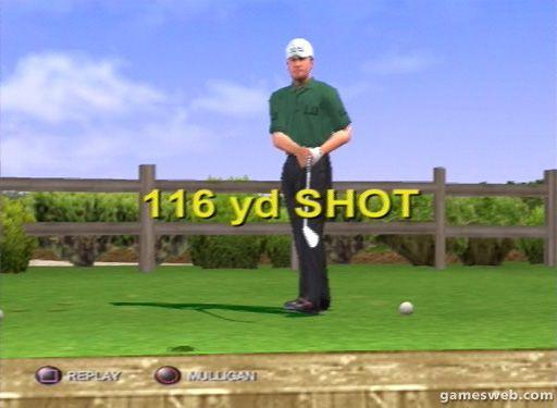 Tiger Woods PGA Tour 2001 - Screenshots - Bild 2