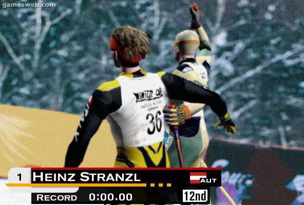 ESPN International Winter Games  Archiv - Screenshots - Bild 5