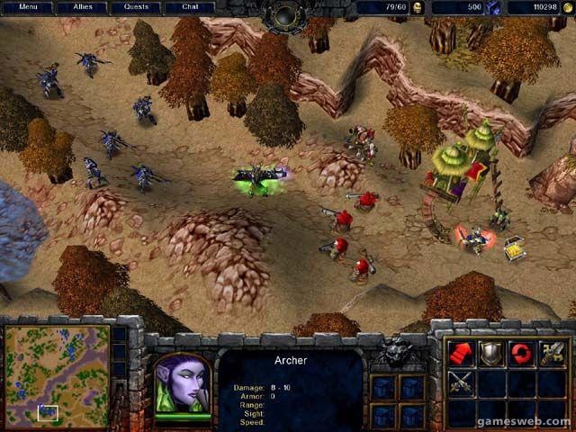 Warcraft III  Archiv - Screenshots - Bild 6