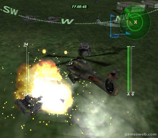 Thunderhawk: Operation Phoenix  Archiv - Screenshots - Bild 15