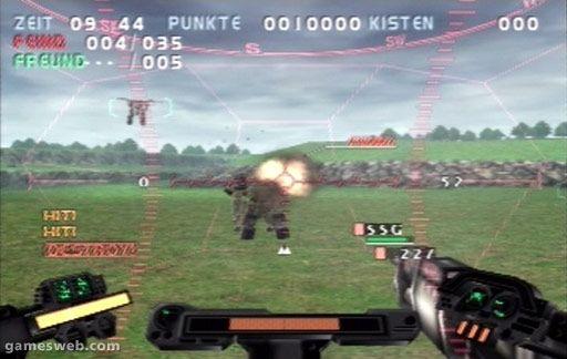 Gungriffon Blaze - Screenshots - Bild 3