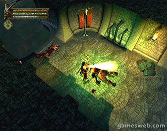 Baldur's Gate: Dark Alliance  Archiv - Screenshots - Bild 6