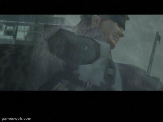 Metal Gear Solid 2  Archiv - Screenshots - Bild 2