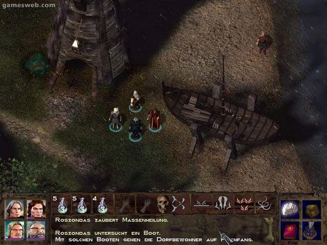 Gorasul: Vermächtnis des Drachen - Screenshots - Bild 13