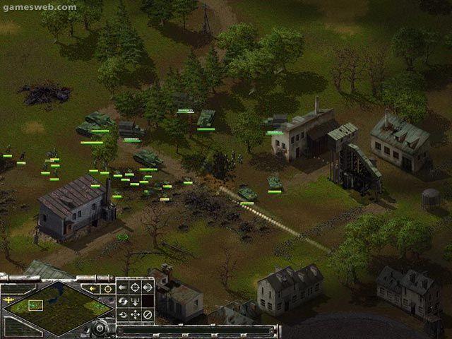 Sudden Strike - Screenshots - Bild 4