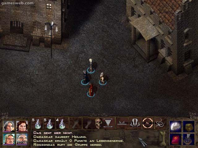Gorasul: Vermächtnis des Drachen - Screenshots - Bild 8