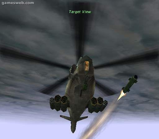 Thunderhawk: Operation Phoenix  Archiv - Screenshots - Bild 4