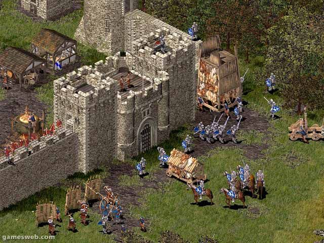 Stronghold  Archiv - Screenshots - Bild 2