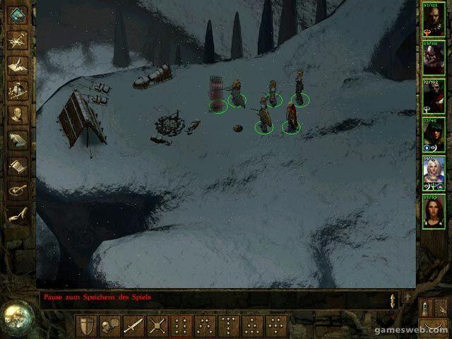 Icewind Dale: Herz des Winters - Screenshots - Bild 12