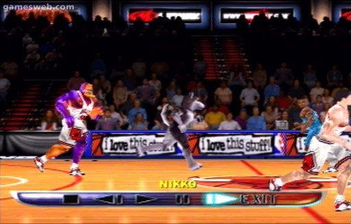 NBA Hoopz - Screenshots - Bild 9
