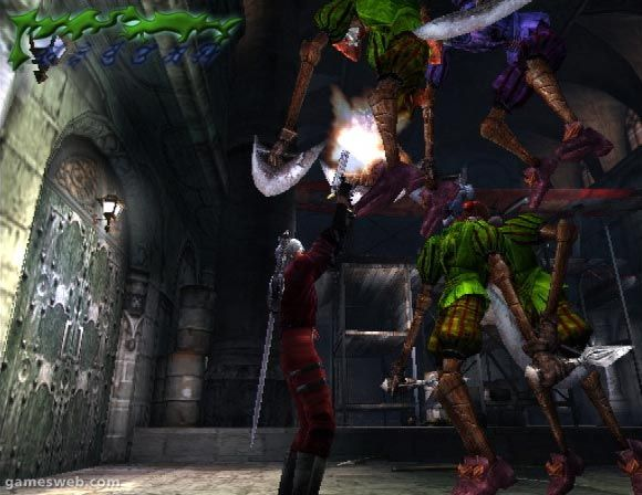 Devil May Cry  Archiv - Screenshots - Bild 14
