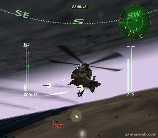 Thunderhawk: Operation Phoenix  Archiv - Screenshots - Bild 13