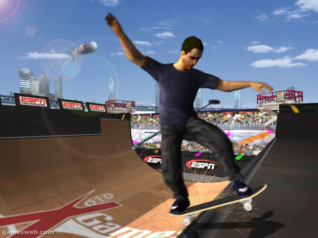 ESPN X Games Skateboarding  Archiv - Screenshots - Bild 2