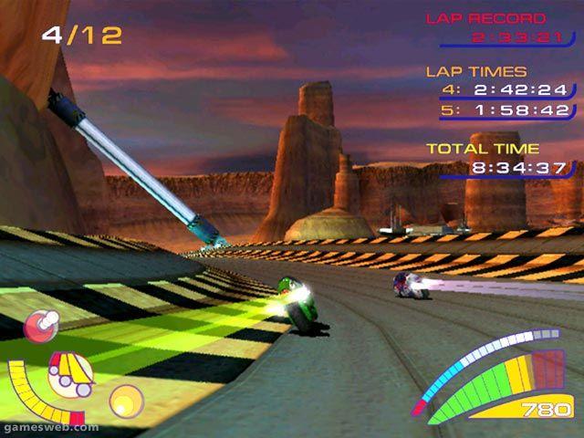 Extreme G 3  Archiv - Screenshots - Bild 5