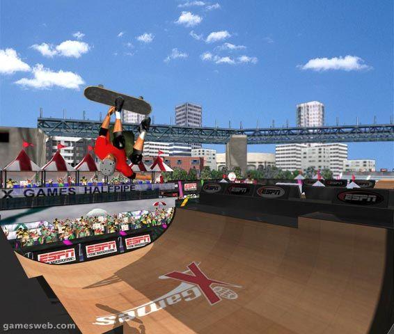 ESPN X Games Skateboarding  Archiv - Screenshots - Bild 12