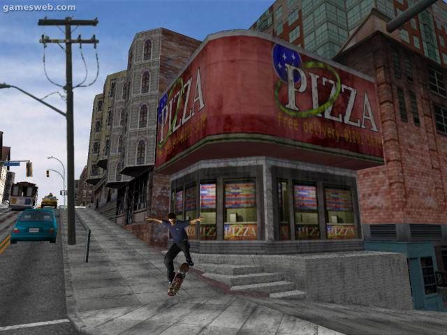 ESPN X Games Skateboarding  Archiv - Screenshots - Bild 3