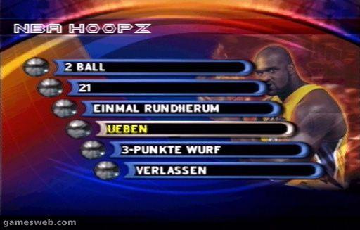 NBA Hoopz - Screenshots - Bild 13