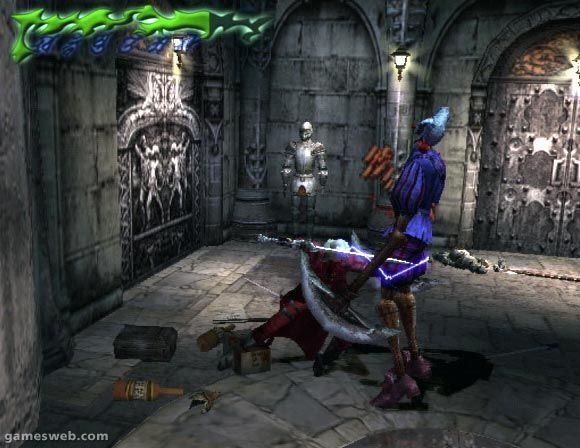Devil May Cry  Archiv - Screenshots - Bild 23