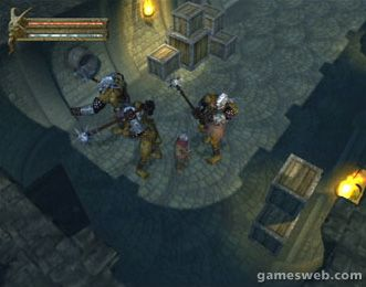Baldur's Gate: Dark Alliance  Archiv - Screenshots - Bild 7