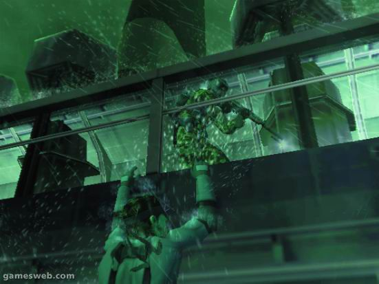 Metal Gear Solid 2  Archiv - Screenshots - Bild 11
