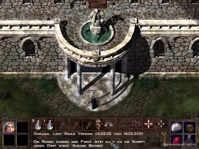 Gorasul: Vermächtnis des Drachen  Archiv - Screenshots - Bild 6