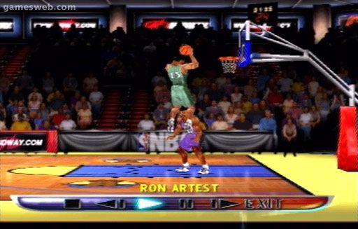NBA Hoopz - Screenshots - Bild 12