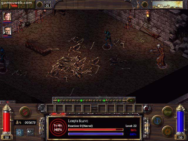Arcanum - Screenshots - Bild 13