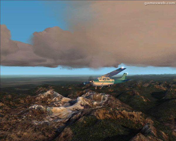 Flight Simulator 2002  Archiv - Screenshots - Bild 2