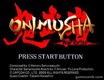 Onimusha  Archiv - Screenshots - Bild 2
