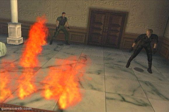 Resident Evil: Code Veronica X  Archiv - Screenshots - Bild 8