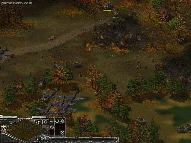Sudden Strike - Screenshots - Bild 3