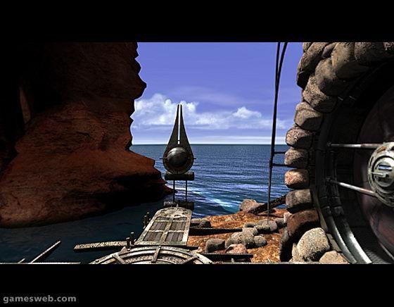 Myst III: Exile  Archiv - Screenshots - Bild 11