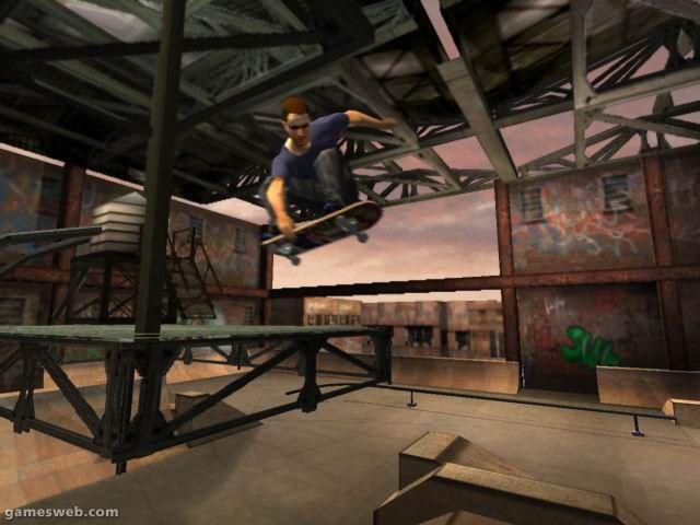 ESPN X Games Skateboarding  Archiv - Screenshots - Bild 8
