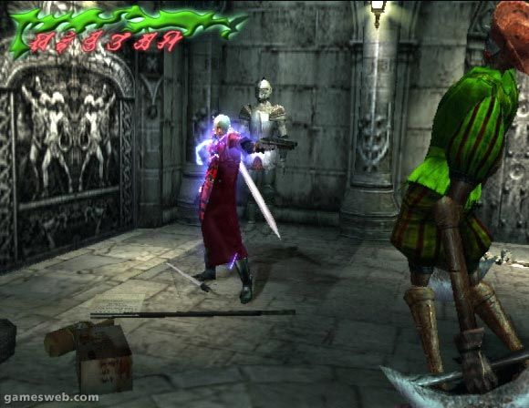 Devil May Cry  Archiv - Screenshots - Bild 15