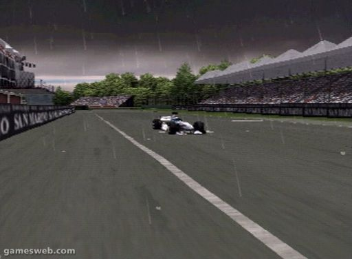 Formula One 2001 - Screenshots - Bild 2