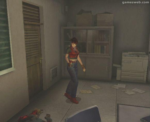Resident Evil: Code Veronica X  Archiv - Screenshots - Bild 4