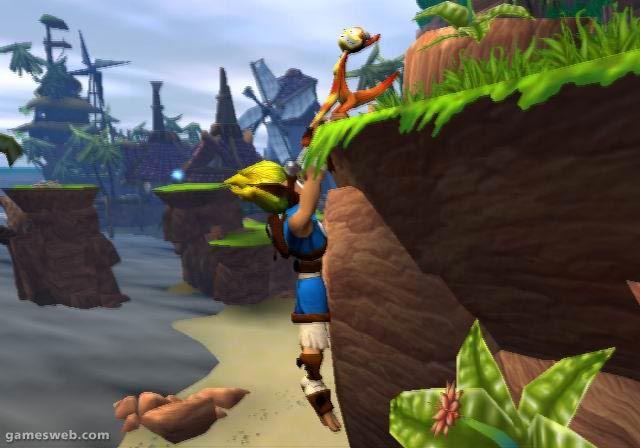 Jak and Daxter  Archiv - Screenshots - Bild 9