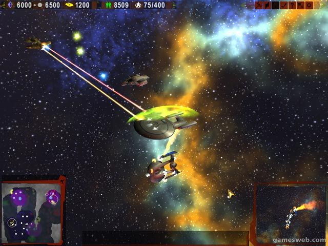 Star Trek: Armada 2  Archiv - Screenshots - Bild 8