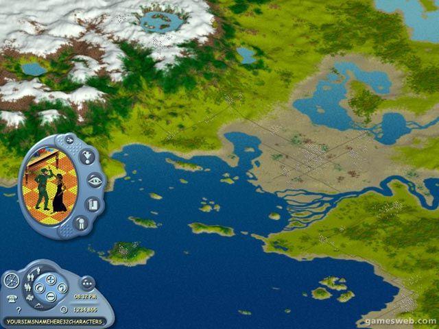 Sims Online - Screenshots & Artworks Archiv - Screenshots - Bild 19