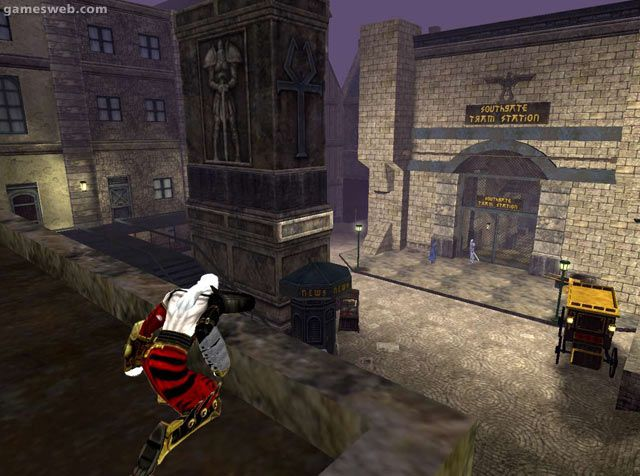 Legacy of Kain: Blood Omen 2  Archiv - Screenshots - Bild 12