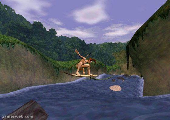 Tarzan  Archiv - Screenshots - Bild 3